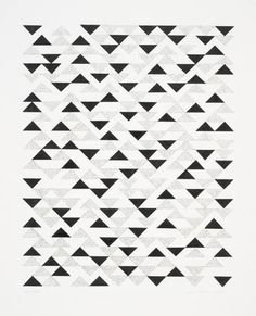 The Josef & Anni Albers Foundation #anni #ink #geometric #on #dr #albers #xvi #b #1974 #paper
