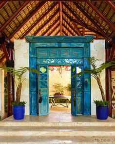Dominican Republic retreat designed by Montoya