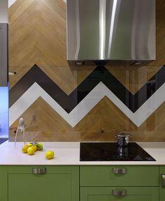 City Apartment Interior Design by Rina Lovko - #decor, #interior, #homedecor