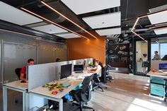 Inside Autodesk's New Offices Setter Architects - www.homeworlddesign.com (5) #officesdesign