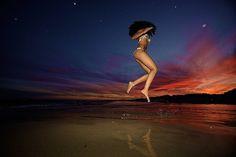 sun dance II | Flickr - Photo Sharing! #karl #jetpac #jumping #photography #portrait #magazine