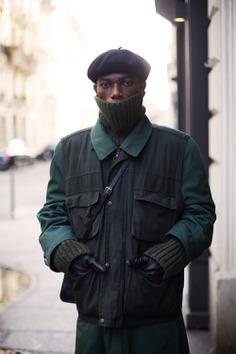 Rue Béranger Paris | The Sartorialist