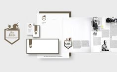 Graphic designer // website // Marco Cigolini #corporate identity