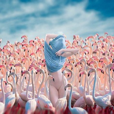 Creative and Ethereal Photo Manipulations by Elena Vizerskaya