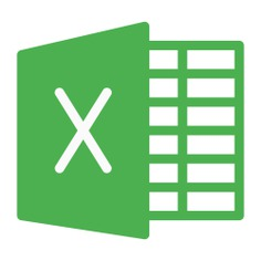 See more icon inspiration related to excel, microsoft, logo, OSX, shapes and symbols, brands and logotypes and mac-os on Flaticon.