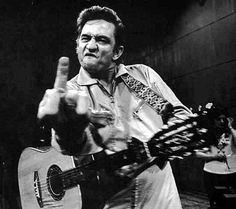 FFFFOUND! | johnny-cash-finger.jpg (Image JPEG, 541x480 pixels) #cash