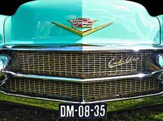 caddilac.jpg (JPEG-afbeelding, 567x425 pixels) #blue #cadillac #stempelmans #gold