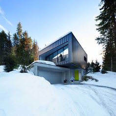 White Lodge by Measured Architecture