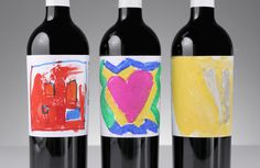 Wine label   Masroig Vi Solidari   Atipus 2