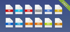 12 free psd file icons Free Psd. See more inspiration related to Icons, Psd, File, Horizontal and File icons on Freepik.