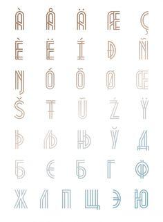 Metropolis free font | Fontfabric™ #typography
