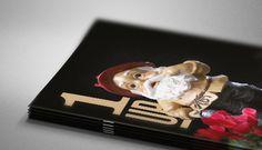 1UP Magazine #print #1up #brochure #layout #magazine