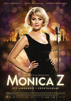 Monica Z —Bror Rudi Creative #movie #filmposter #zetterlund #pelicula #poster #film #monica