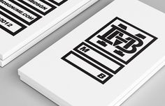 MB identity on the Behance Network #logos #business #branding #design #icons #cards