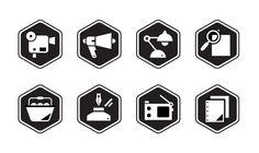 LE DUO - La suite Illustration #pictogram #iconography #icon #sign #glyph #iconic #picto #symbol #emblem