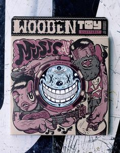 - Wooden Toy Quarterly (The Mook) -