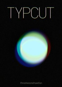 Typcut #design #graphic