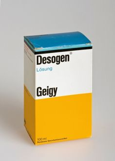 Geigy B&U #geigy #design #package