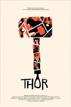 thor.jpg 534×801 pixels #thor #illustration #movie #poster