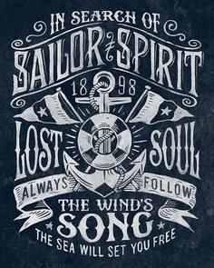 Sailor Spirit by Michael Hinkle