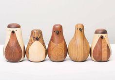 Recycled chair legs become birds! - BOOOOOOOM! - CREATE * INSPIRE * COMMUNITY * ART * DESIGN * MUSIC * FILM * PHOTO * PROJECTS