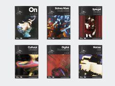 Arts Centre Melbourne #programs #centre #branding #marque #arts #melbourne #logo #brochure