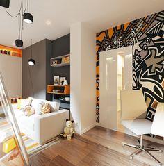 Sunrise House in Lviv / Leopolis Architecture Group