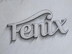 Fenix #design #graphic #quality #typography