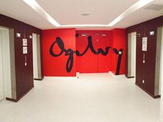 Ogilvy wall #ogilvy #wall