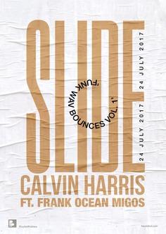 Calvin Harris – Slide