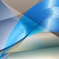Blue Sky #geometry #geometric #lobby art #abstract #digital #vector