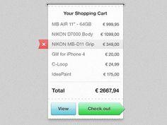 Checkout xe2x80x93 Print State #cart