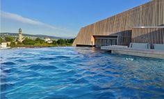 Thermalbad & Spa in Zurich #spa #design