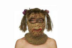 Halloween Costume Freak Show Mask