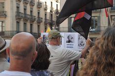 Barcelona Merkel   Flickr - Photo Sharing! #newspaper #walby #photography #merkel #barcelona #david #wall-b