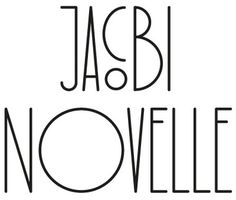 Jacobi Novelle mabu — Design #typography #logo #logotype #sans serif
