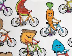 Chris Nguyen : Art Direction | Motion | Development | Illustration #chris #bicycle #denver #colorado #nguyen #bike #art