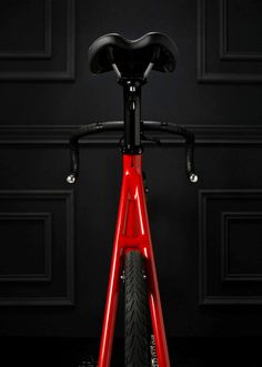 Achemele #red #bicycle #fixed #wheel #bike