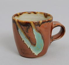 DAISEI GAMA MUG, PERSIMMON COLOR :: HICKOREE'S #mug