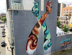 reka - street art