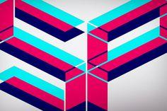 SPUN: City News #esher #pink #identity #spun #logo