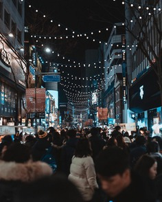 Majestic Street Photography in Seoul by Hojae Jung