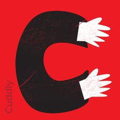 FFFFOUND! #valentines #white #red #black #illustration #type #fun #love #typography