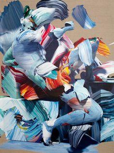 Matthew Stone, painting