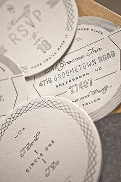 goncharow lovely #lettering #cursive #wedding #coaster #typography
