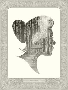 Mondo: The Archive | Kevin Tong Once Upon A Time: Snow White, 2011 #movie poster
