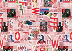 Tsto | Flow Festival 2011 / Bench.li #print #design #graphic #magazine #typography