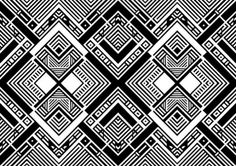 Music Archive - Sci-Fi-O-Rama #pattern