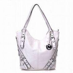 Michael Kors Shoulder Bag White #shoes