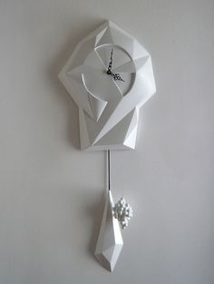 Modular CuCoo Clock Styles #interior #design #decor #home #furniture #architecture